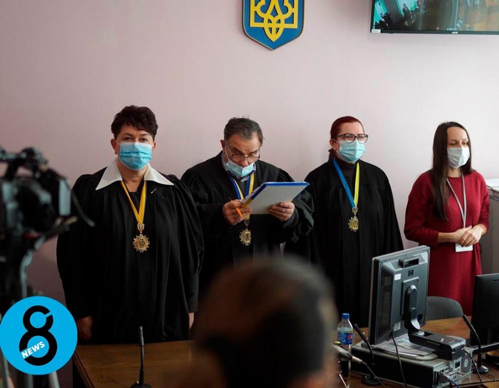 В Раздельной осудили убийцу Дарьи Лукьяненко