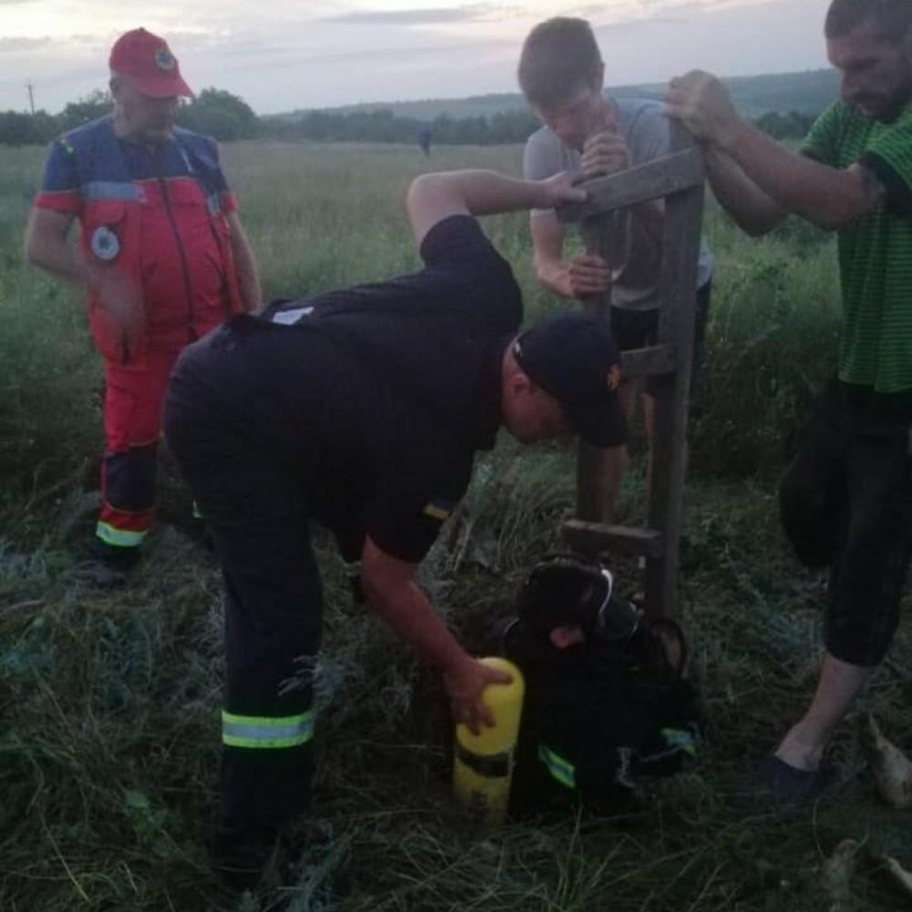 Упали в колодец // Отец и сын погибли в Белгород-Днестровском районе