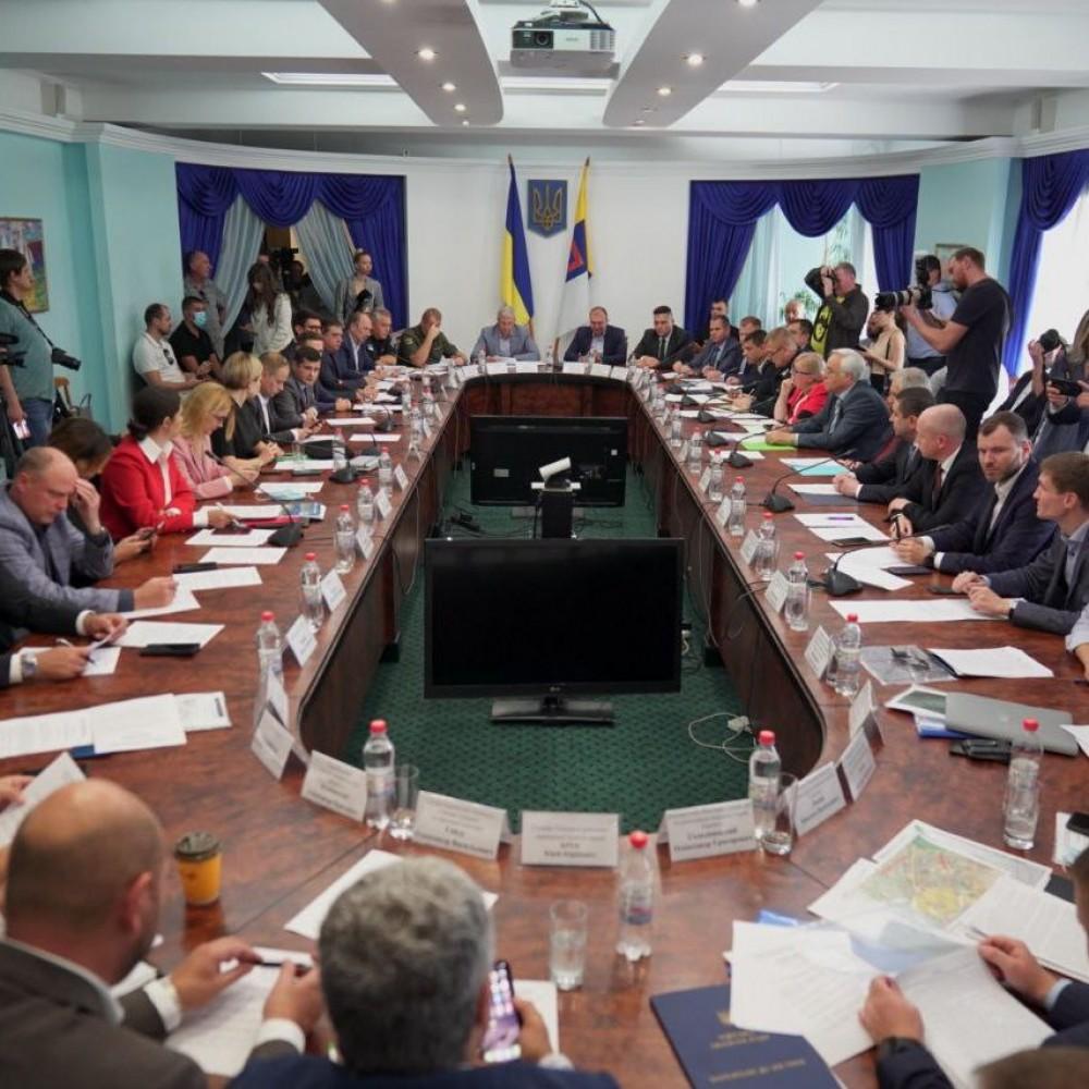 Госреестр моряков обещают возобновить в начале октября // Выездное заседание комитета ВР по вопросам антикоррупционной политики в Одессе