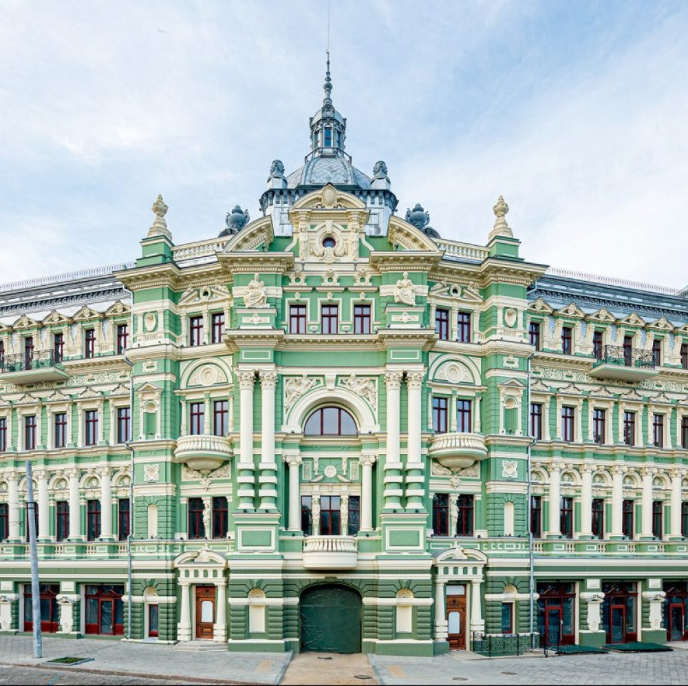 Экс-директору фирмы «Укрспецпроект», которая реставрировал Дом Руссова, избрали меру пресечения