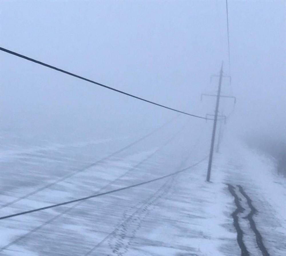 Вторые сутки без света // В Одесской области до сих пор устраняют последствия непогоды