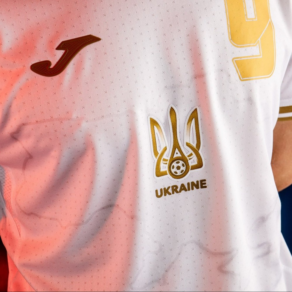 УЕФА одобрил скандальную по версии россиян форму сборной Украины по футболу