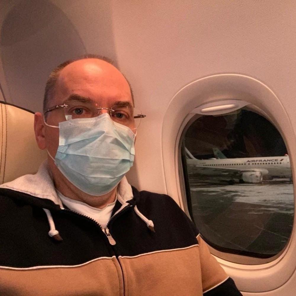 Степанов вылетел в Индию договариваться о вакцине // Вакцинация снова откладывается