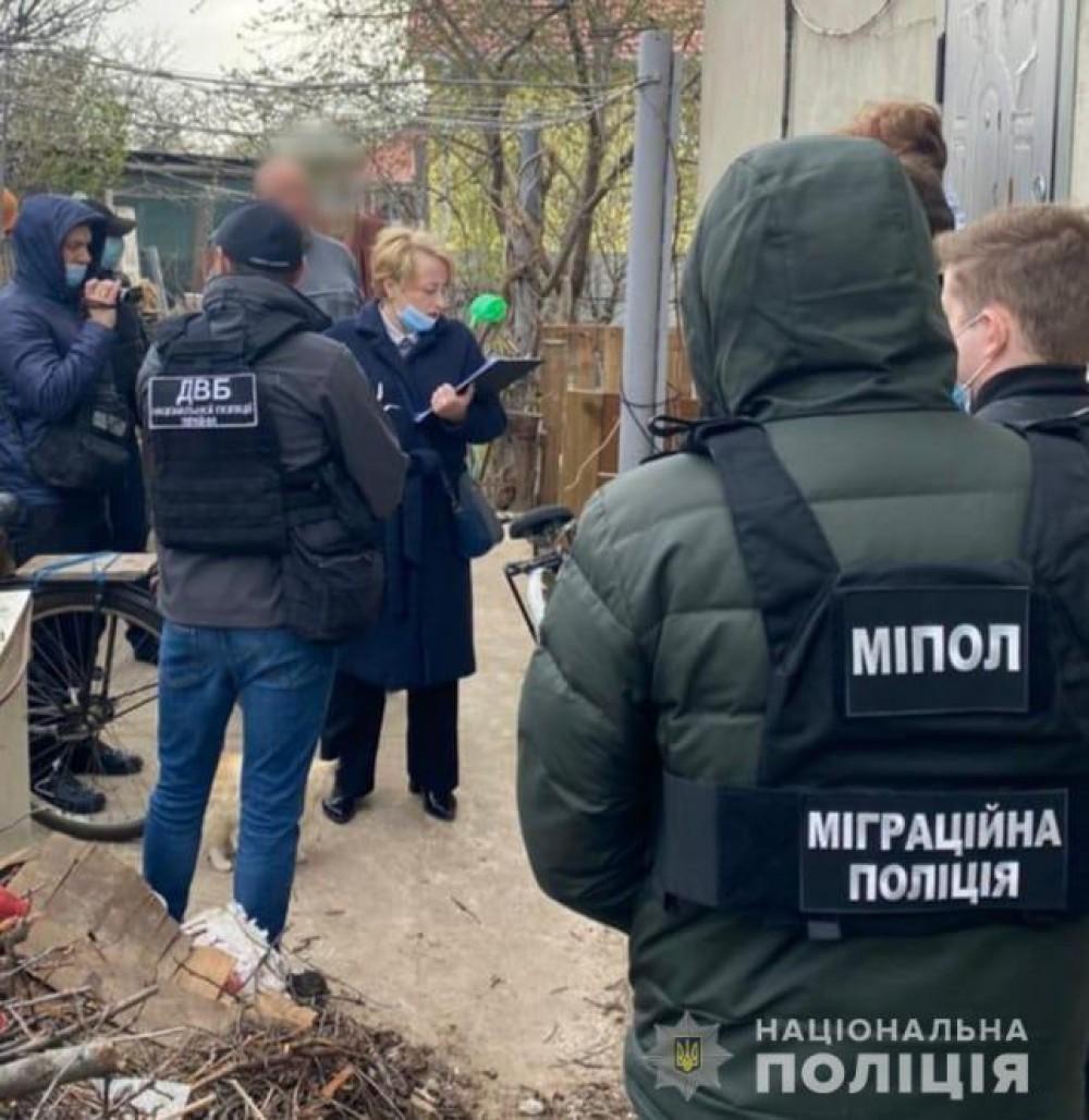 В Беляевском районе задержали пару «педагогов»-педофилов