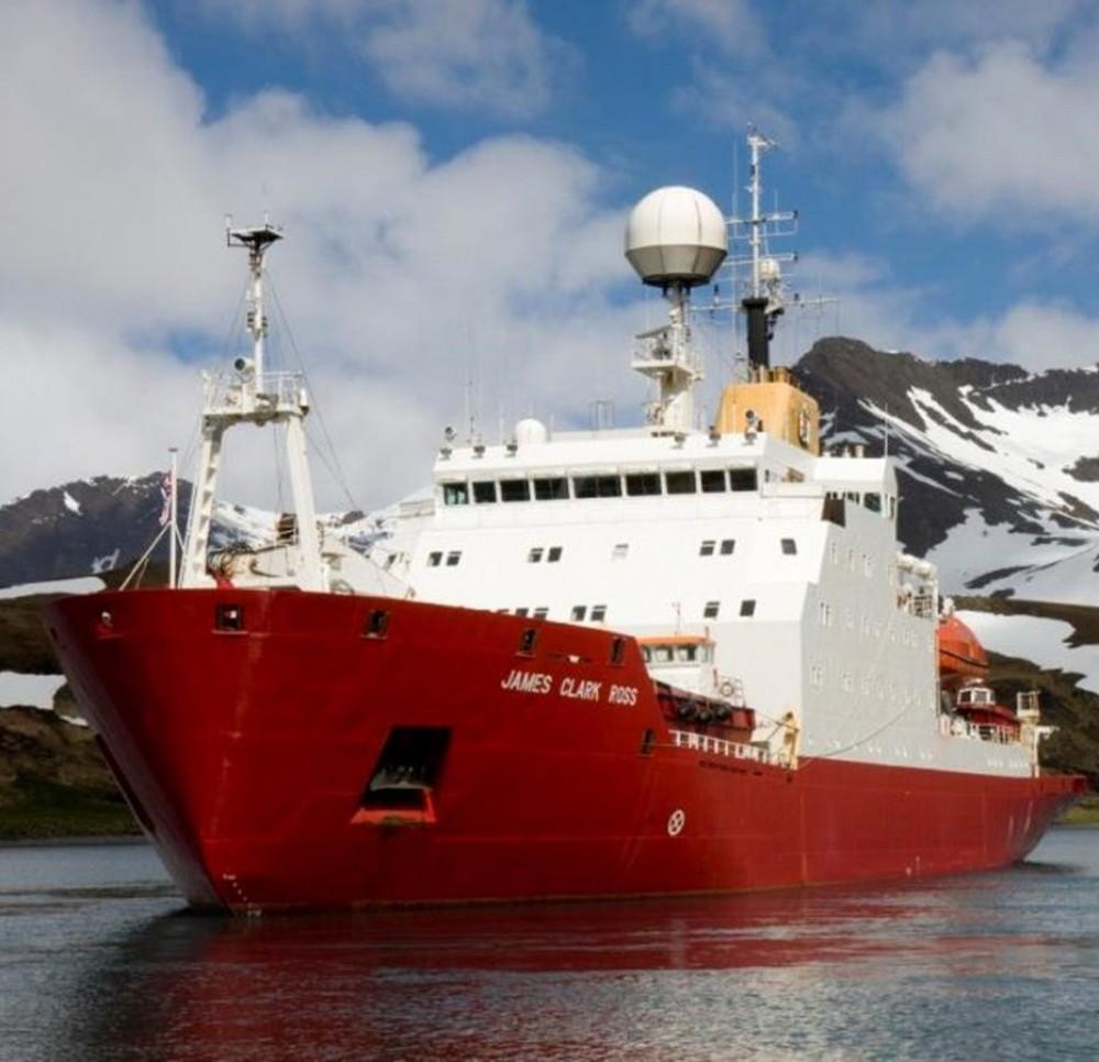 До 195 млн в год // Содержание ледокола «Джеймс Кларк Росс» будет обходиться дороже его стоимости