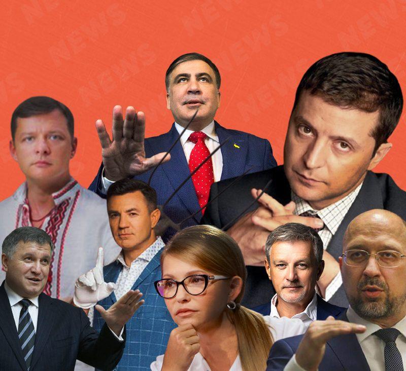 ТЕСТ «Хорошо ли вы знаете украинских политиков?»